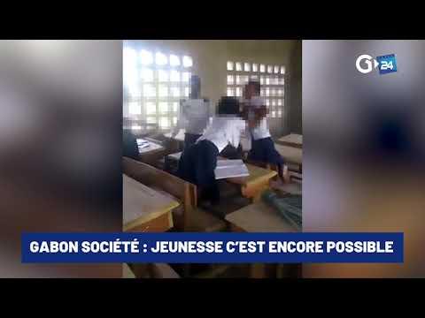 Gabon SOCIÉTÉ   JEUNESSE C'EST ENCORE POSSIBLE