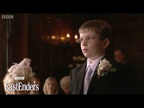 Phil And Stella S Wedding Part 2 Eastenders Bbc