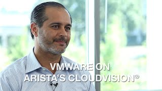 VMware on Arista's CloudVision®