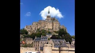 Video Mont St Michel - France - Sightseeing - Religious - Travel download MP3, 3GP, MP4, WEBM, AVI, FLV September 2018