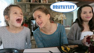 A Very THANKFUL Thanksgiving (WK 256.2) | Bratayley