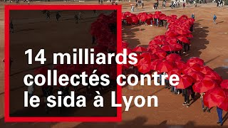 À Lyon, le fonds mondial collecte 14 milliards contre le sida