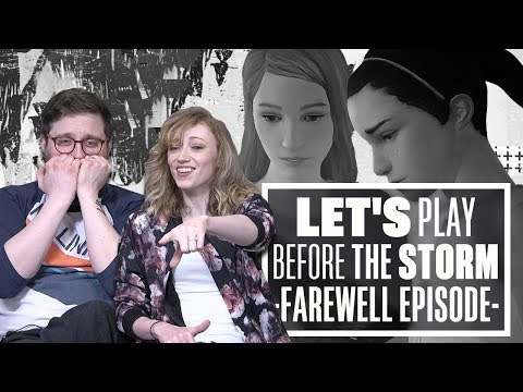 Let's Play Life is Strange: Before the Storm Farewell Episode