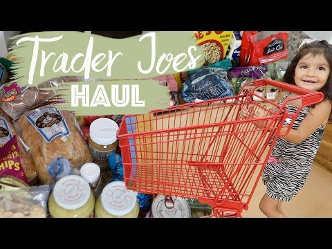 TRADER JOES MUST HAVES