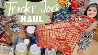 grocery haul college