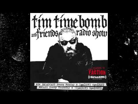 """Tim Timebomb Radio Show - """".. Out Come The Wolves"""" Episode"""