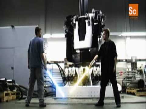 Sci Fi Science: Physics of the Impossible (Video Clip of New Series!)