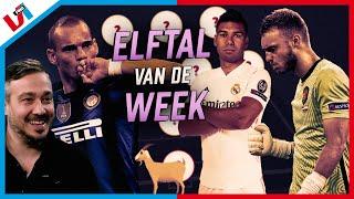 TOTW: Cillessen Voorkomt Oranje-Gezeik & Nieuwe Sneijder In Lyon?