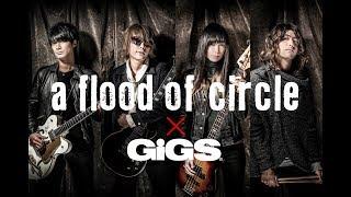 GiGS4月号 a flood of circleスペシャル・ムービー