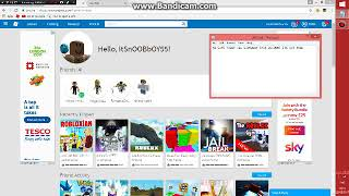 GIVEING AWAY MY BEST ROBLOX ACCOUNT ITS GOT 304K+ ROBUX PASS IN DEC