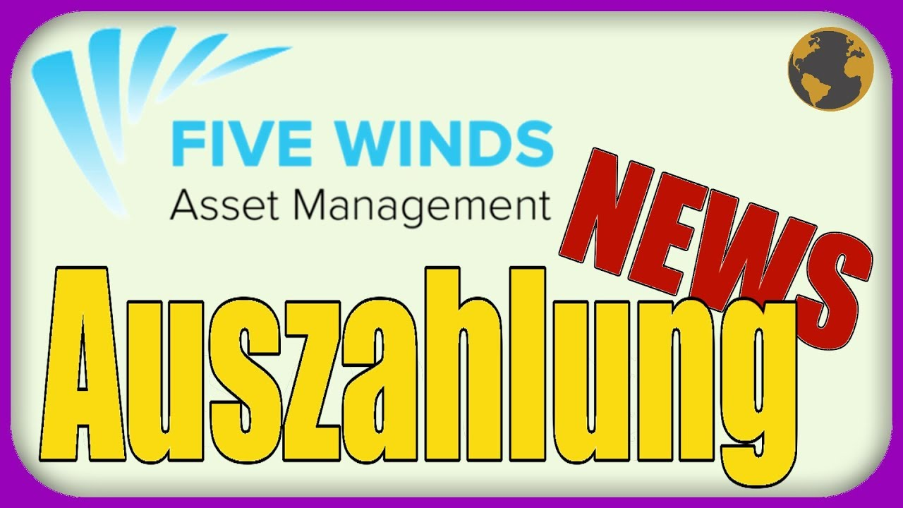 Five Winds Auszahlung