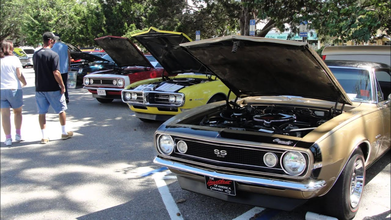 October Iron Chef Collector Car Show Venice Florida YouTube - Car show venice florida