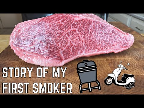 How I almost died buying my first smoker #shorts