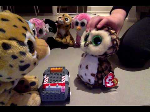 the duck song in beanie boo version