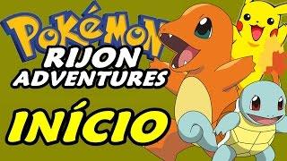 Pokémon Rijon Adventures (Hack Rom) - O Início