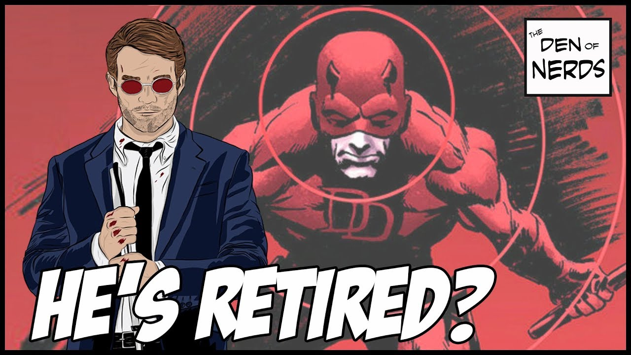 Daredevil is Retired in The Defenders? PLUS: Why Matt Murdock's Love for Elektra is The Hand&#0