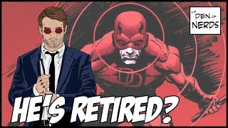 Daredevil is Retired in The Defenders? PLUS: Why Matt Murdock's Love for Elektra is The Hand's Tool!