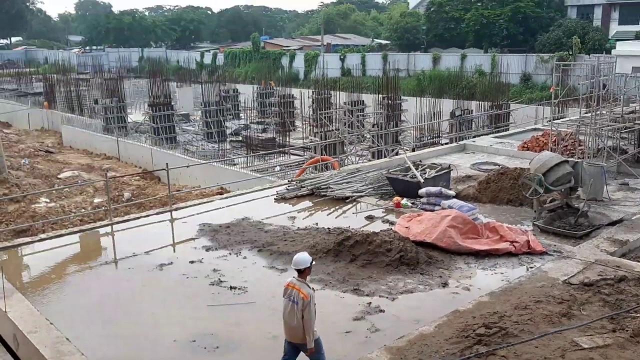 Tiến độ thi công căn hộ Green Town Bình Tân block B2 ngày 20.09.2019 – LH: 0911386600