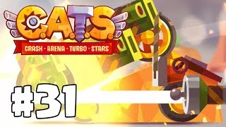 Video ULTIMATE LEGENDARY SETUP!?  | C.A.T.S | Crash Arena Turbo Stars Gameplay Part 31 download MP3, 3GP, MP4, WEBM, AVI, FLV Maret 2018