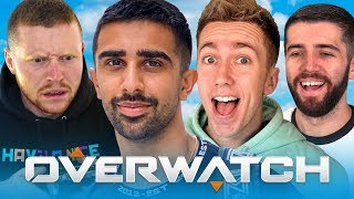 SIDEMEN PLAY OVERWATCH!