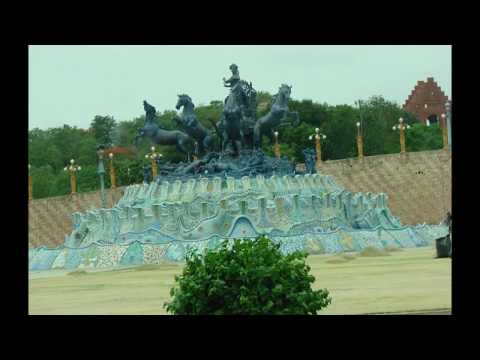 Ramoji Film City, Hyderabad Travel Video