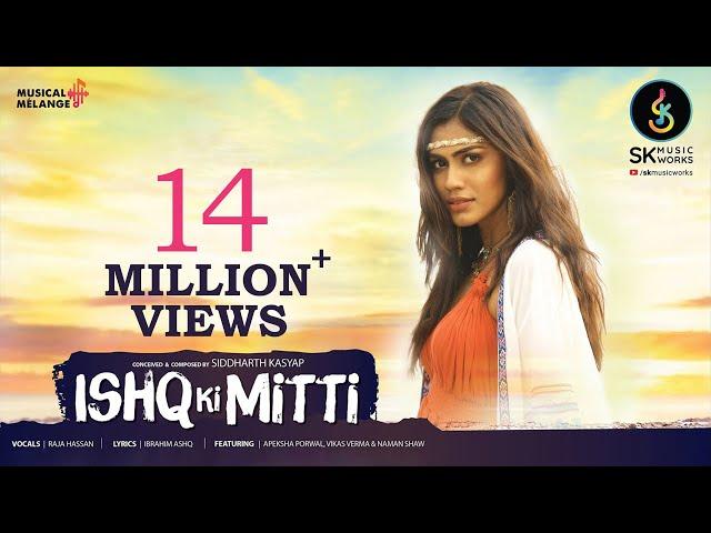 Siddharth Kasyap's original song 'Ishq Ki Mitti' will make