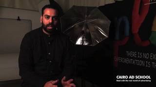 What you will learn in Ad Photography - Ali Omar