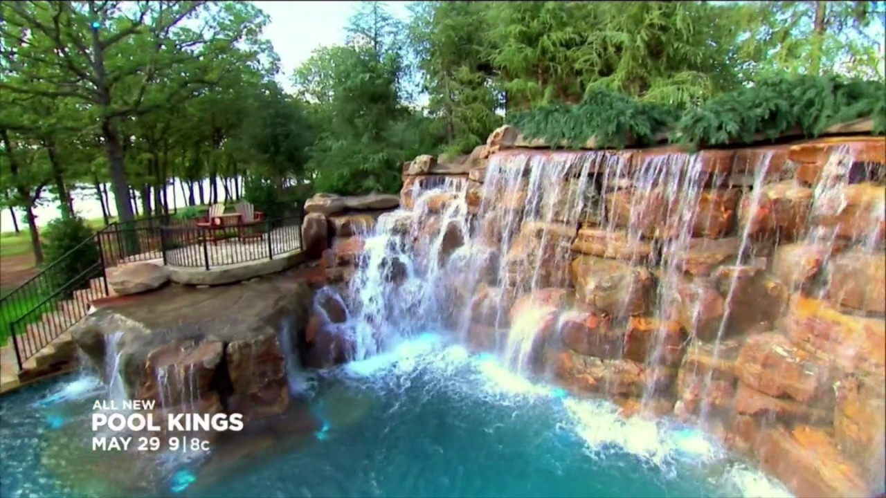 Pool kings on diy network commercial youtube for Community tv show pool episode