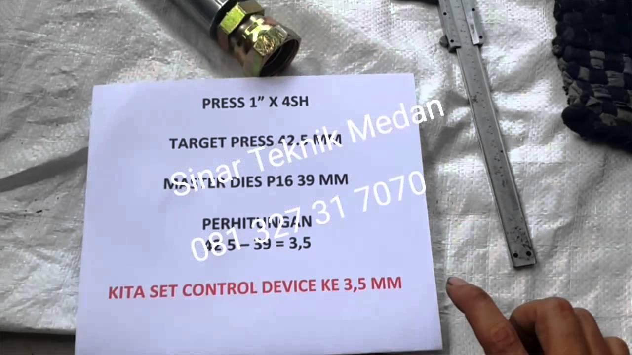Press hose 1