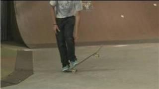 Skateboarding Tips : Popping & Jumping Tips for Skateboard Ollies