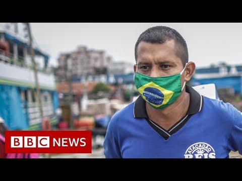 Coronavirus: Brazil Records Third-highest Covid-19 Infection Level - BBC News