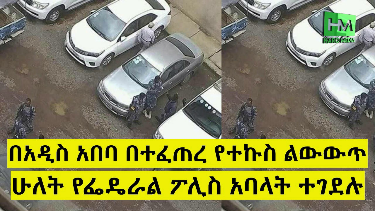 Ethiopian killed his own mother