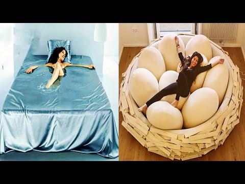12 سرير غريب وعجيب - أسرة لم تراها من قبل !!