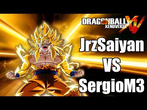 JrzSaiyan VS SergioM3