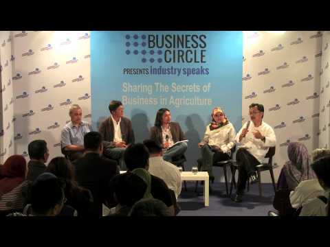 Sharing The Secrets of Business in Agriculture (Highlights)