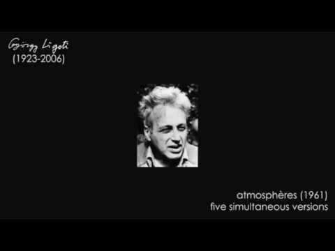 Ligeti: Atmosphères - five simultaneous versions