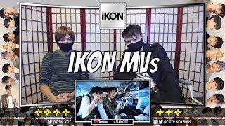 [ReUpload] All our iKON MV Reactions | [ NINJA BROS Reaction / Review ]