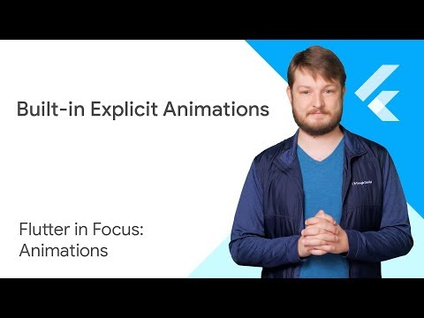 Making Your First Directional Animations with Built-in Explicit Animations