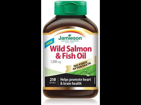 KING OF SUPPLEMENTS - Jamieson Wild Salmon & Fish Oil