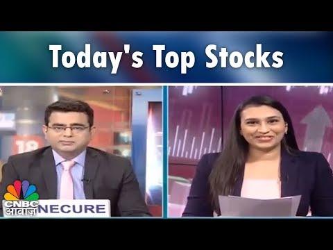 Today's Top Stocks | Market Countdown | 23rd April 2018 | CNBC Awaaz