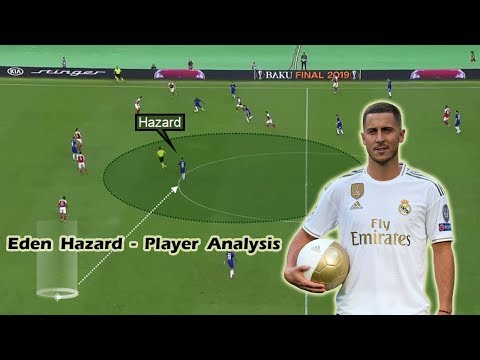 Eden Hazard - Player Analysis - Welcome to Real Madrid