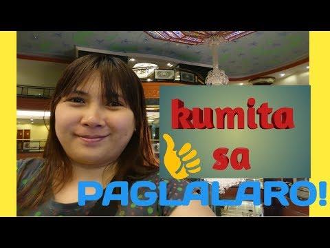 Kumita ng totoong pera sa Mobile app