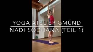 Nadi Sodhana (Teil 1)