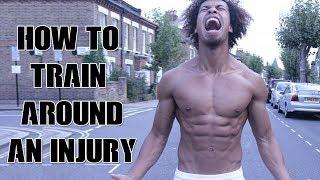 How to Train Around an Injury - Calisthenics Warm Up & Rehab