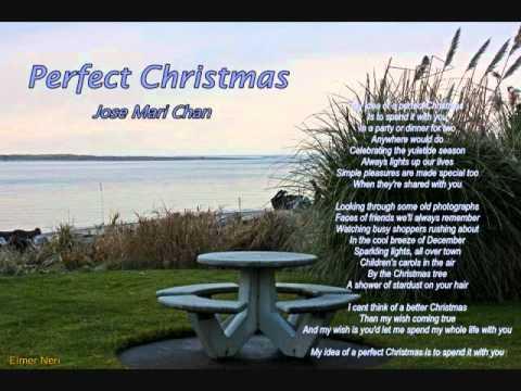 Jose Mari Chan (Perfect Christmas) & Christian Bautista (Nakaraang Pasko) - YouTube