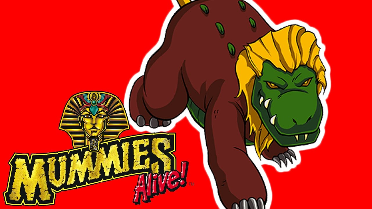 Download Mummies Alive!   Pack To the Future   HD   Full Episode
