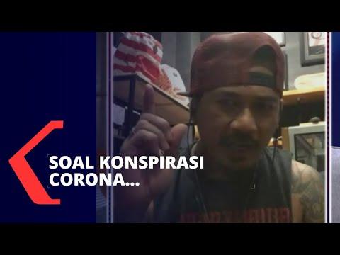 Ini Kata Jerinx Soal Konspirasi Corona