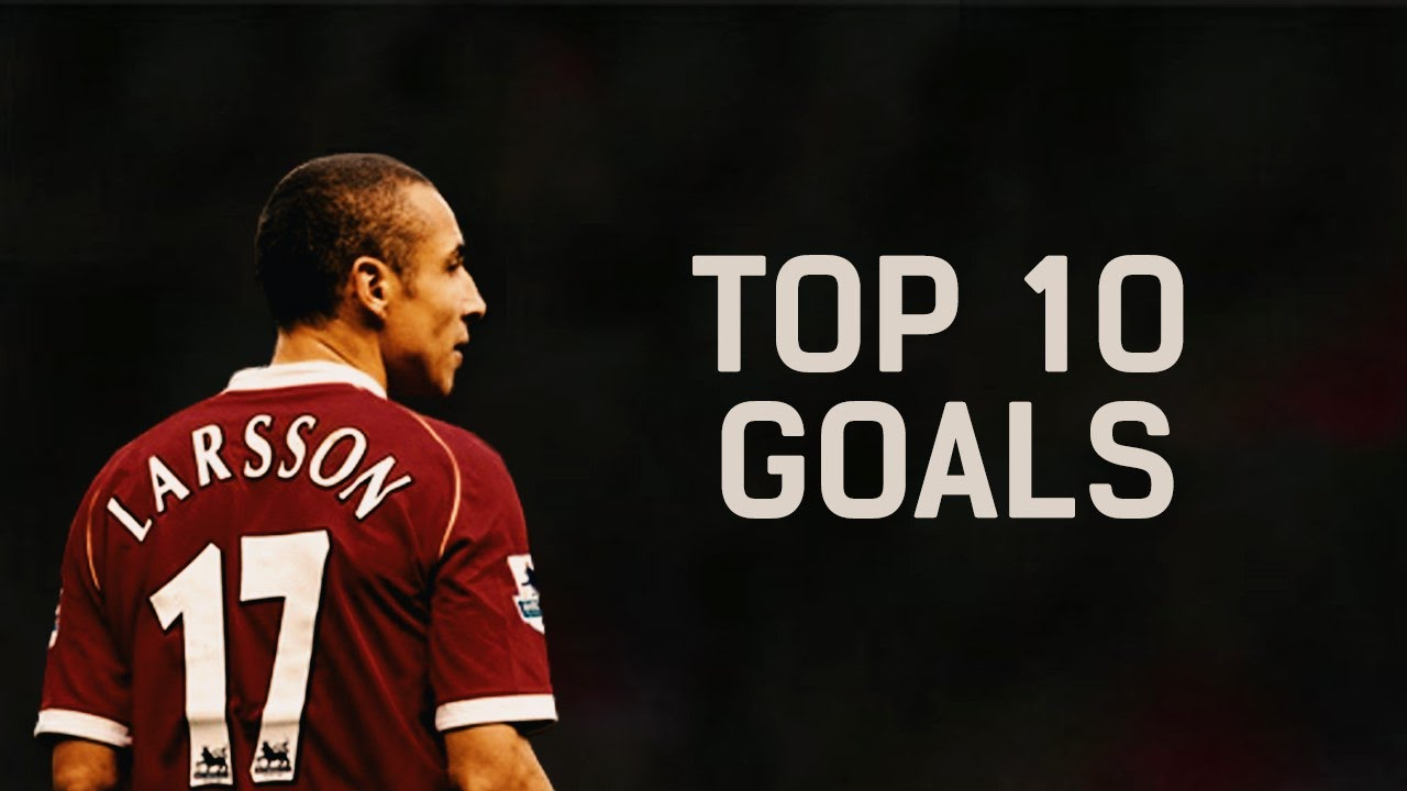 Download Henrik Larsson ᴴᴰ ● Top 10 Goals for club career ●