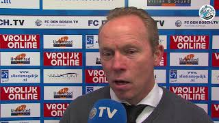 FC Den Bosch TV: Nabeschouwing FC Den Bosch - Fortuna Sittard