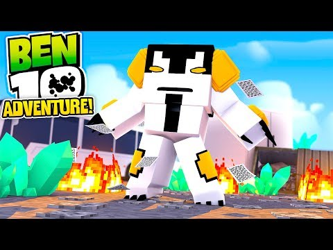 BEN 10 ADVENTURE #4 - BEN 10 CAN TURN INTO CANNONBOLT NOW!?